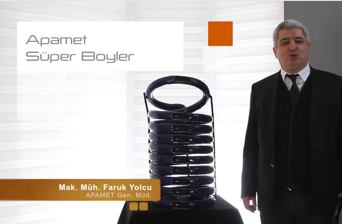 Neden Emaye Boyler